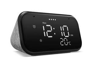 Lenovo Smart Clock Essential Grijs ZA740001SE