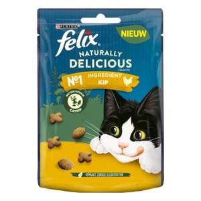 Felix Naturally Delicious treats
