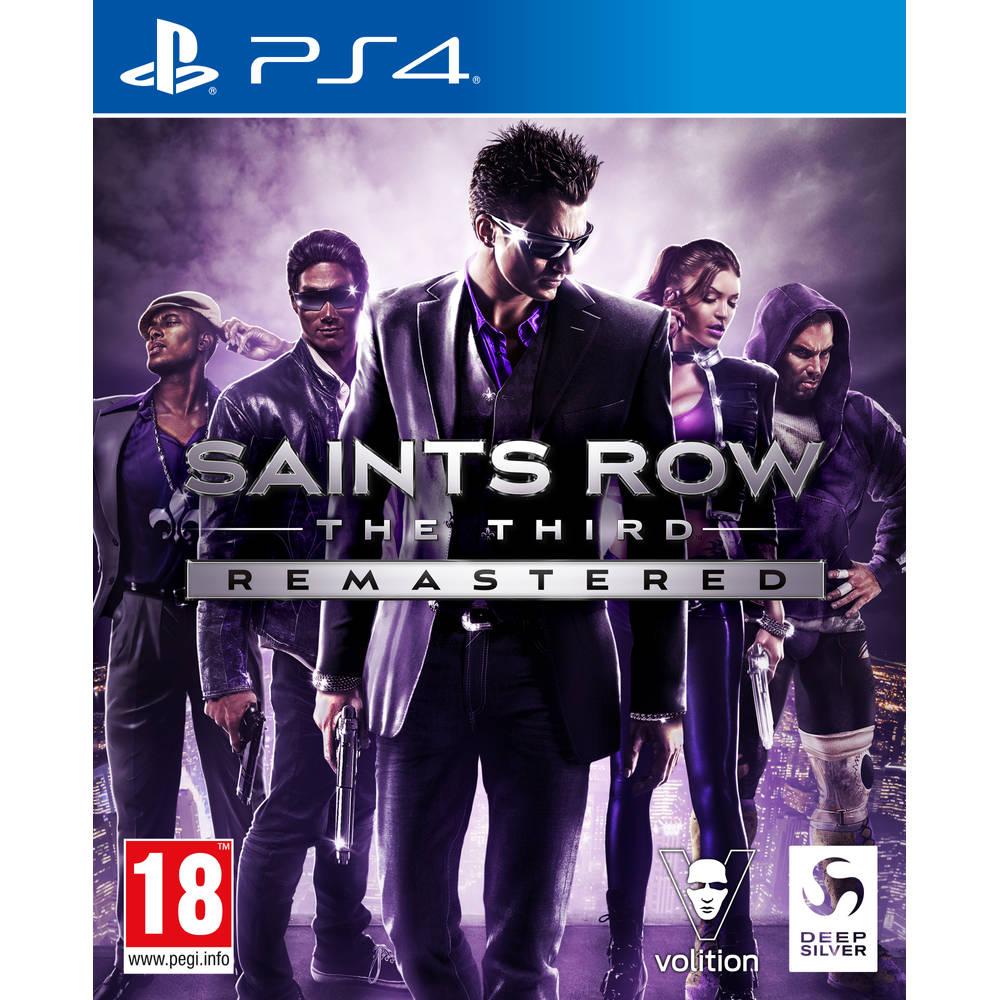 Saints Row: The Third Remastered (XB1/PS4) @ Intertoys (winkels)