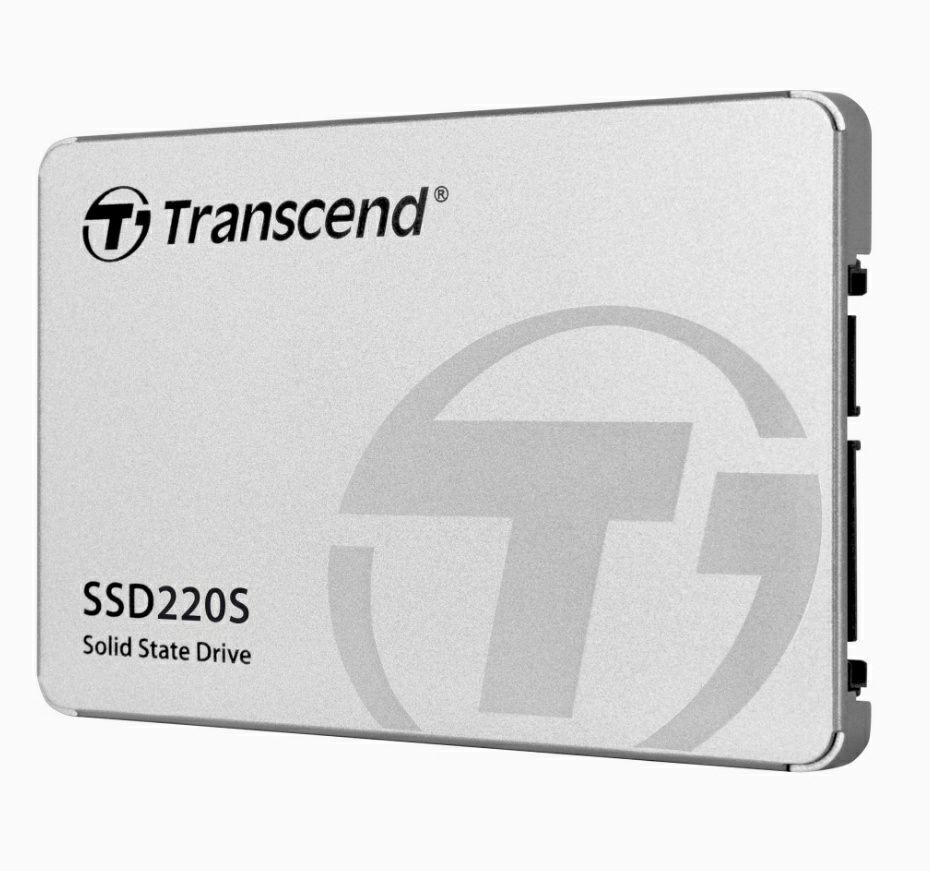 Transcend SSD220 480GB SSD (TLC)