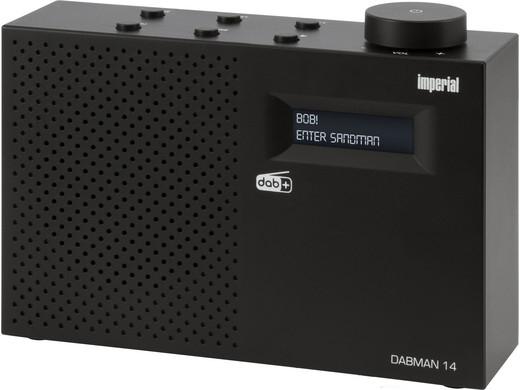 Imperial Dabman 14 Digitale DAB+ & FM Radio @ iBOOD