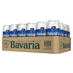 Bavaria 3 trays 24x0,50 voor 2 euro! (6 cent per liter)