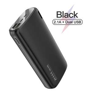 Kuulaa Power Bank 20000 Mah