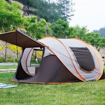 IPRee pop-up tent voor 5 tot 8 personen