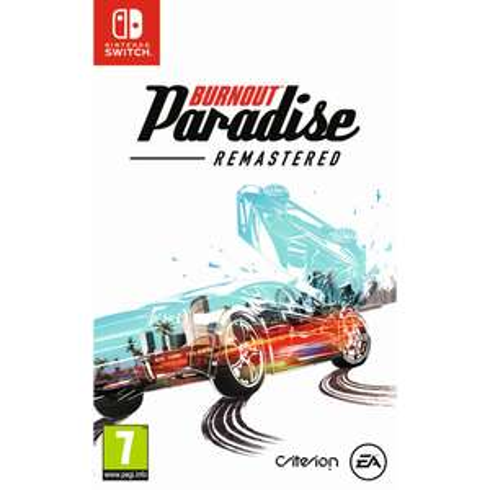 Burnout Paradise: Remastered (Nintendo Switch) @ Intertoys (winkels)