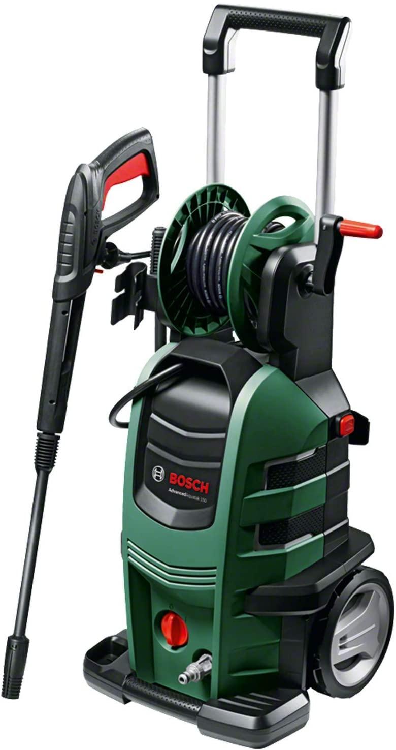 Bosch AdvancedAquatak Hogedrukreiniger AdvancedAquatak 150. 150 bares groen