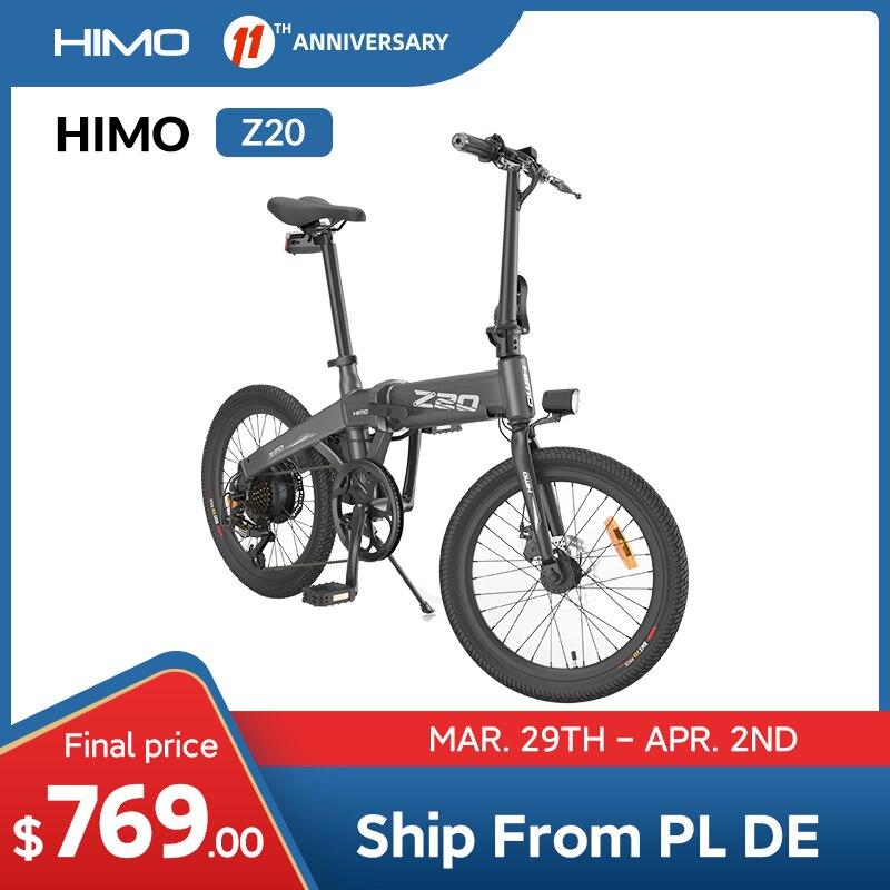 Himo Z20 Elektrische Fiets