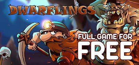 [PC] Gratis game - Dwarflings - Indie game - Lemmings meets Lost Vikings