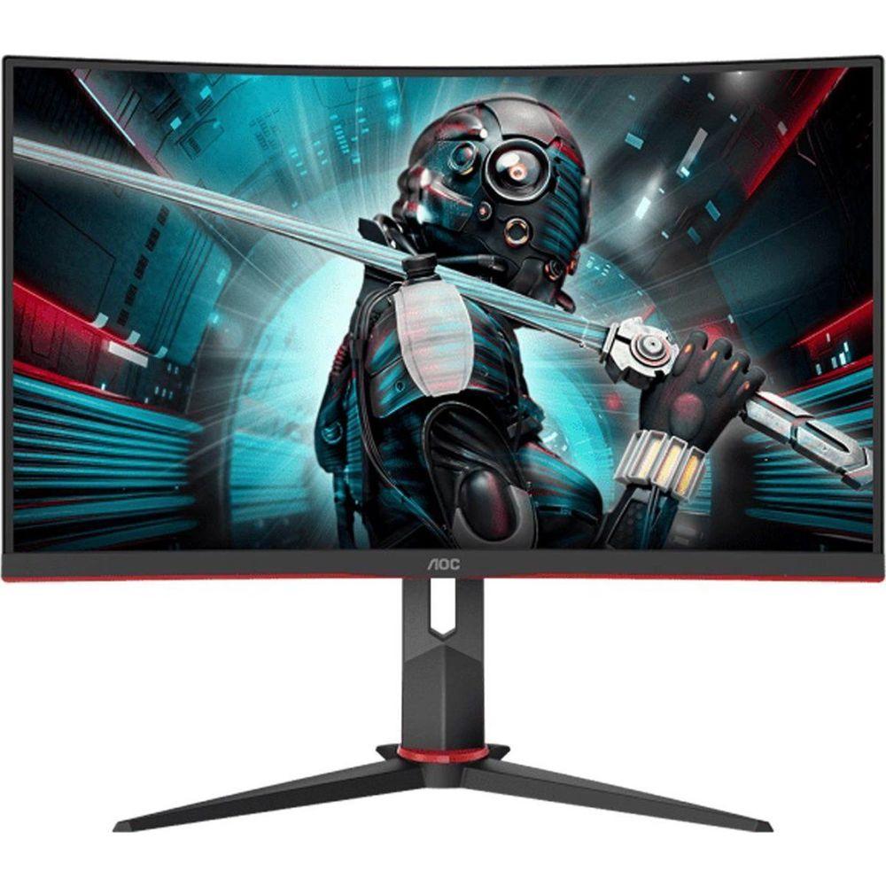 """AOC CQ27G2U/BK 27"""" Quad HD 144Hz Monitor @ Game Mania"""
