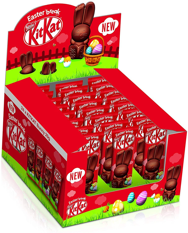 Kitkat Melk Chocolade Paashaas - voordeelverpakking