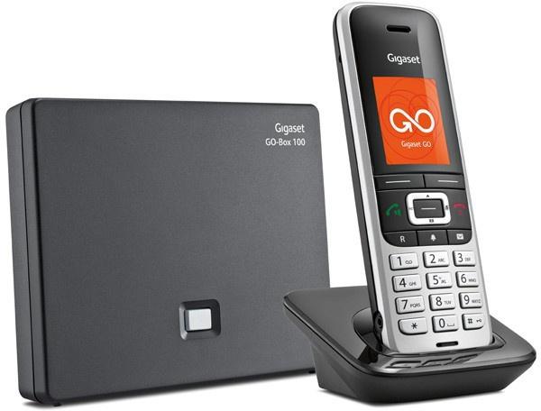 Gigaset S850A GO IP Ready DECT telefoon @ Amazon.nl