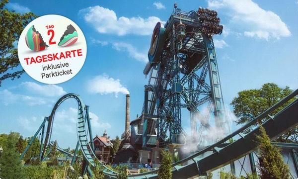 (ALLEEN VANDAAG) Ticket Efteling + Parkeerkaart @ Groupon