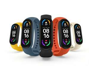 Xiaomi Mi band 6 @aliexpress