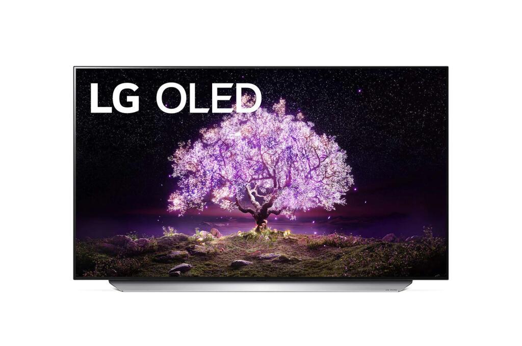 """LG C1 55"""" 4K Ultra HD Smart OLED 120hz (OLED55C16LA)"""