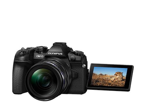 Olympus OM-D E-M1 II + 12-40mm f/2.8 voor €1199 @ Olympus