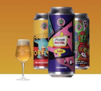 10% korting op alle (speciaal) bieren en bierpakketten