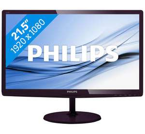 Philips E-line 227E6LDS monitor voor €119 @ Coolblue