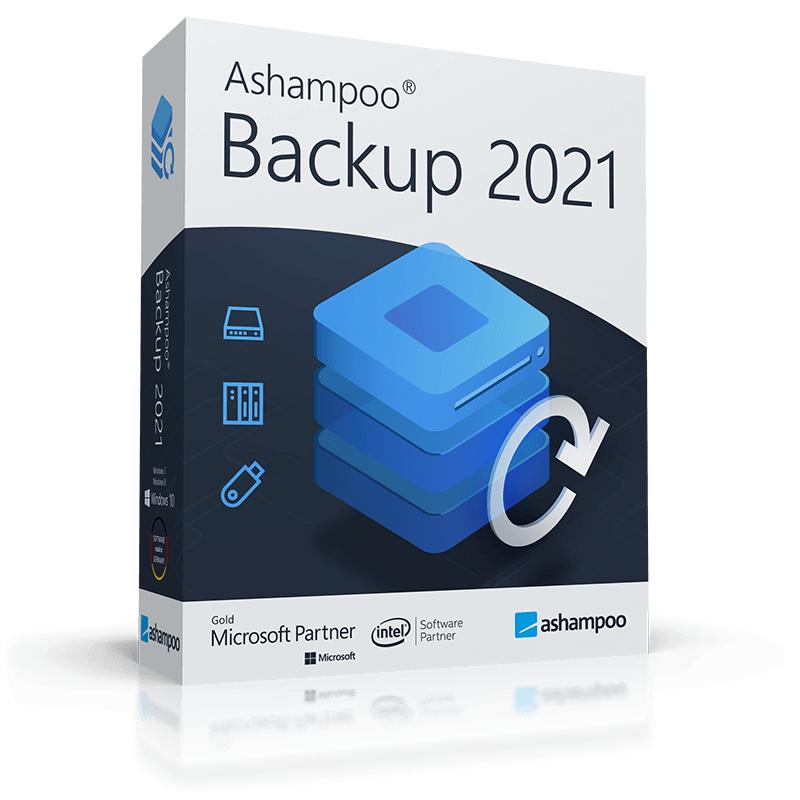 Ashampoo Backup 21 (2021) Download