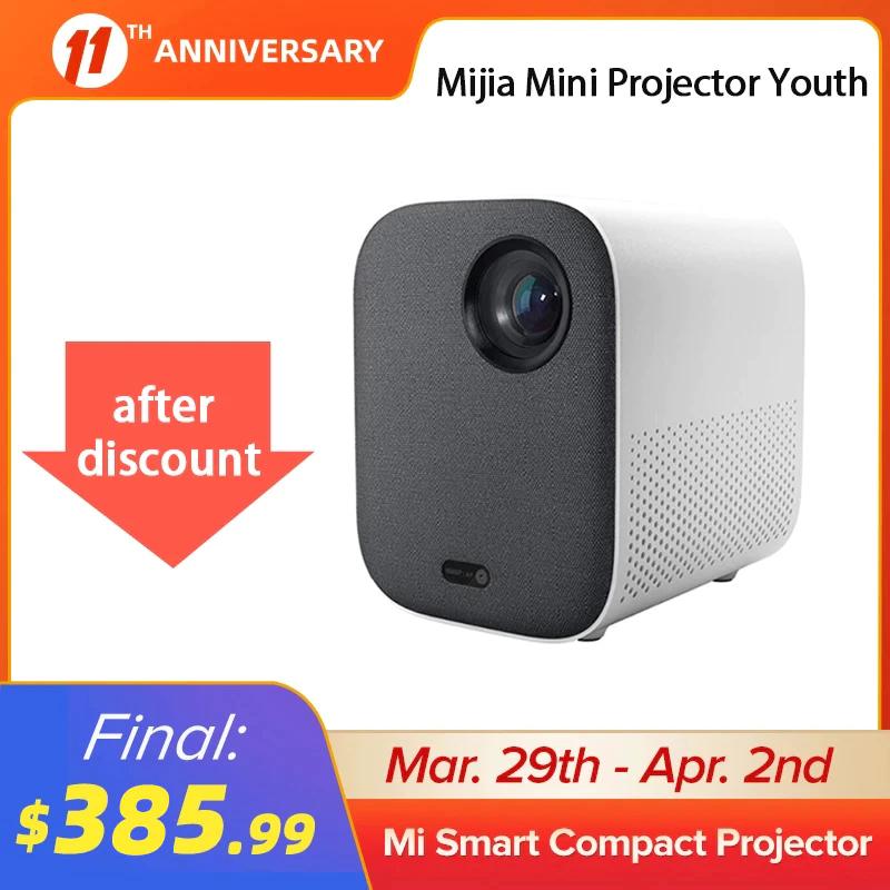 Mi Smart Compact Projector @Aliexpress Verzonden Vanuit Spanje
