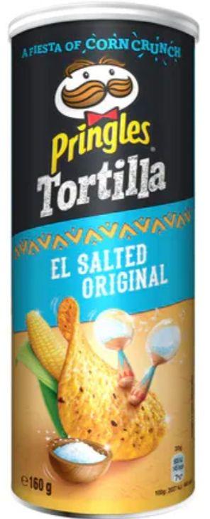 Pringles El Salted Original €0,59 @ Die Grenze