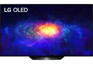 LG OLED55BX6LB TV + LG Tone Free HBS-FN6 voor €941 na cashback