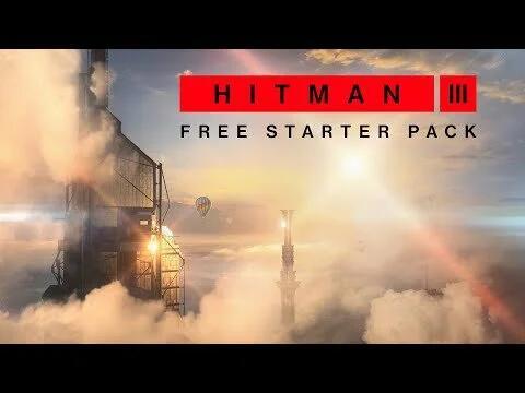 HITMAN 3 Starter Pack gratis op Stadia (geen Pro abbo nodig)