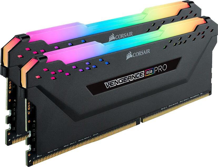 Corsair RGB PRO 32GB DDR4-2666 Kit werkgeheugen @ Dustinhome