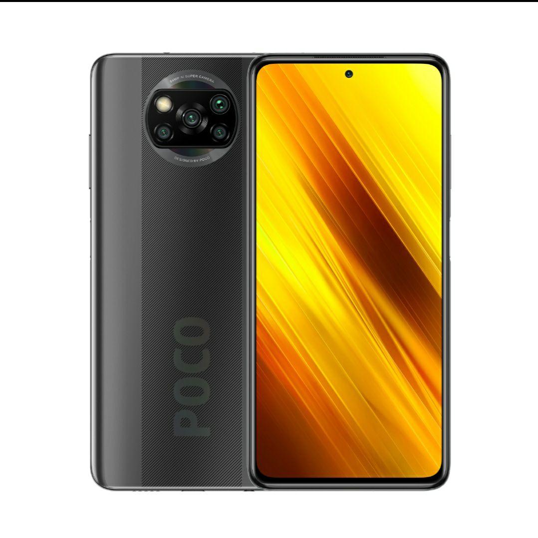 Xiaomi Poco X3 NFC 64GB (via Mi app €10 extra korting)