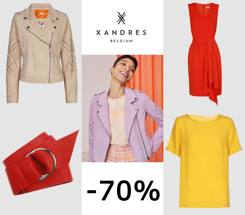 Xandres damesmode -70%