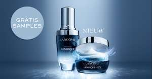 Gratis Sample Lancôme Advanced Génifique 7 dagen duo routine