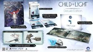 Child of Light (Deluxe Edition) (PC) voor €9,99 @ All4Games