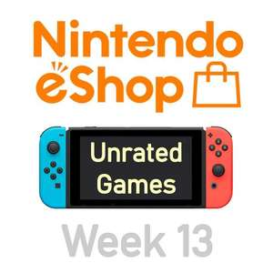 Nintendo Switch eShop aanbiedingen 2021 week 13 (deel 2/2) games zonder Metacritic score