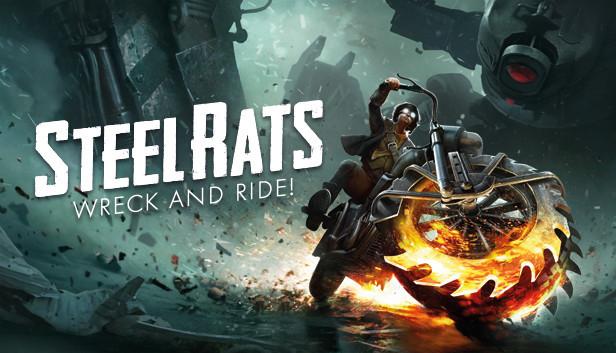 Steel Rats gratis op Steam