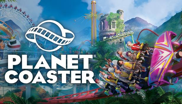Planet coaster voor PC @ Steam