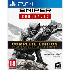 Sniper Ghost Warrior Contracts Complete Edition (PS4) @ Shop4NL
