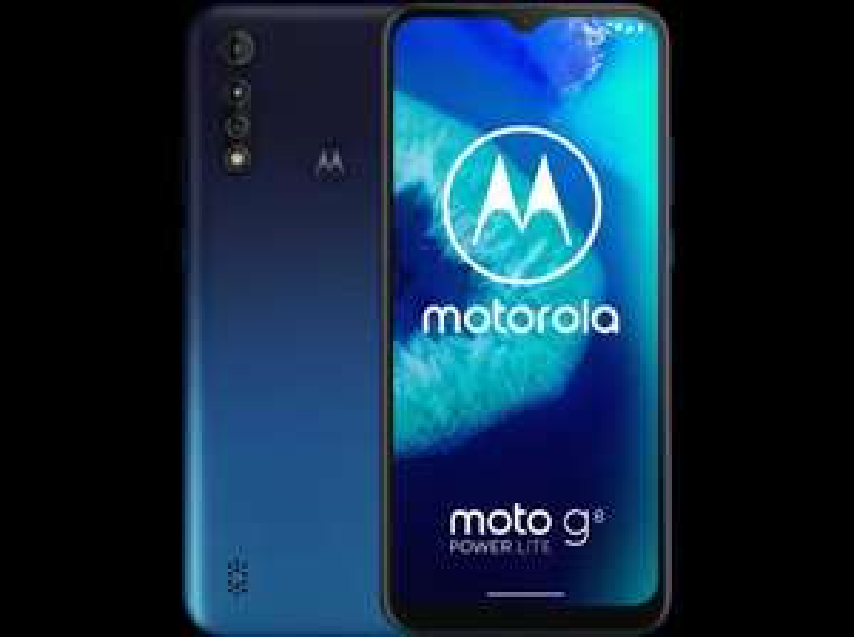 Motorola Moto 8G Power Lite 4/64GB @Mediamarkt