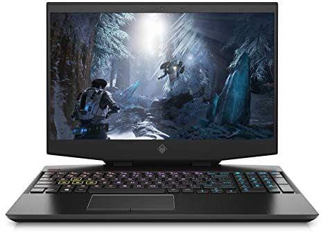 HP OMEN 15-dh1085ng (RTX 2080 max-q) QWERTZ