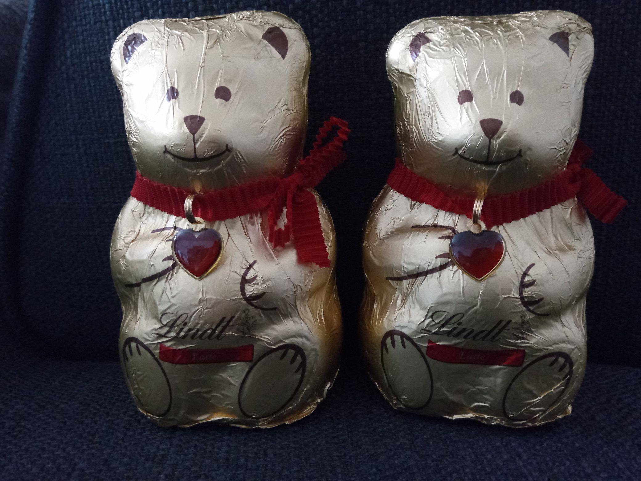2 Lindt teddy beertjes voor €1 (normaal €2,99 voor 1) @ Die Grenze