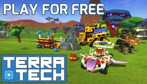 (FREE WEEKEND/WEEK) TerraTech @steam