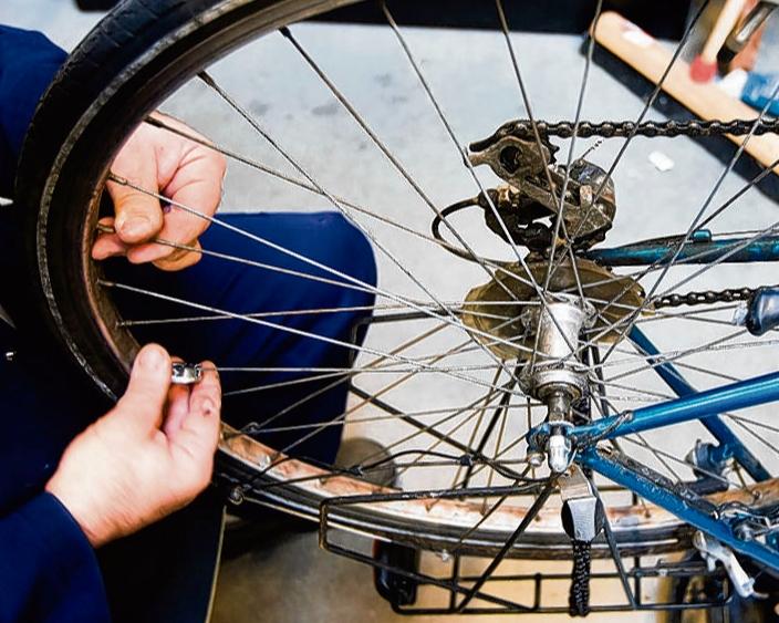 [LOKAAL] 2e hands fiets 3 tientjes (+1 jaar gratis reparatie) voor zij die het niet breed hebben [Utrecht]