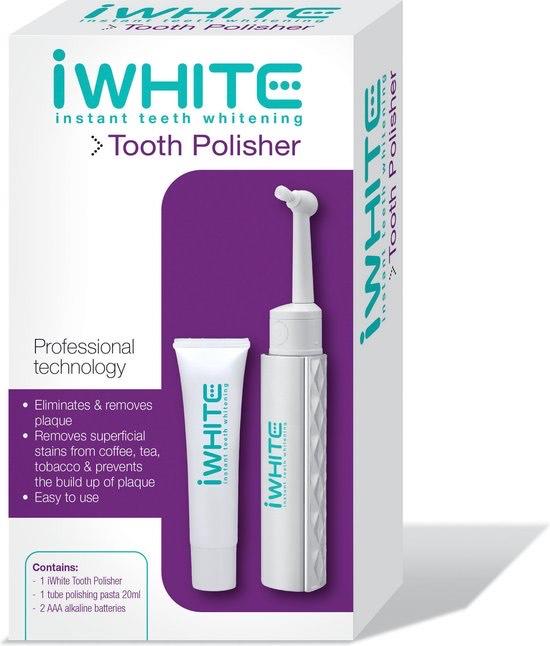 iWhite Instant Tooth Polisher bij bol.com