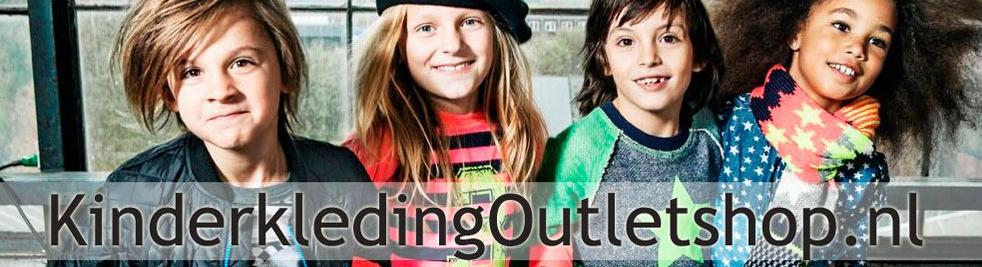 Opheffingsuitverkoop merk kinderkleding met 20% EXTRA korting @ Kinderkleding Outletshop