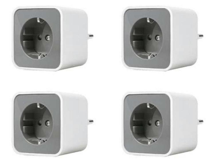 4x Ledvance smart plugs / schakelbare tussenstekkers