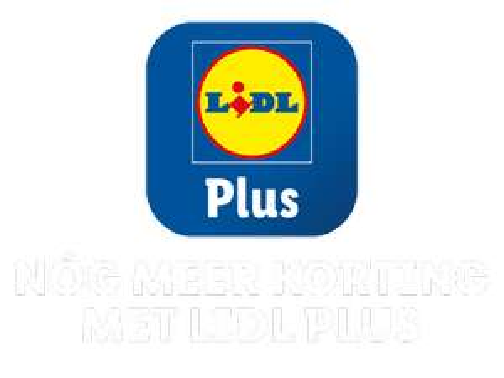 Vandaag dubbele coupons @ Lidl Plus (tot 50% korting)