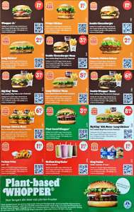 Burgerking Kortingcoupons