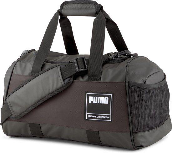 Puma - gym duffle bag maat S voor €8,99 (was €29,99) en maat M €11,99 (was 39,99)