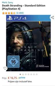 Death Stranding ( post NL )