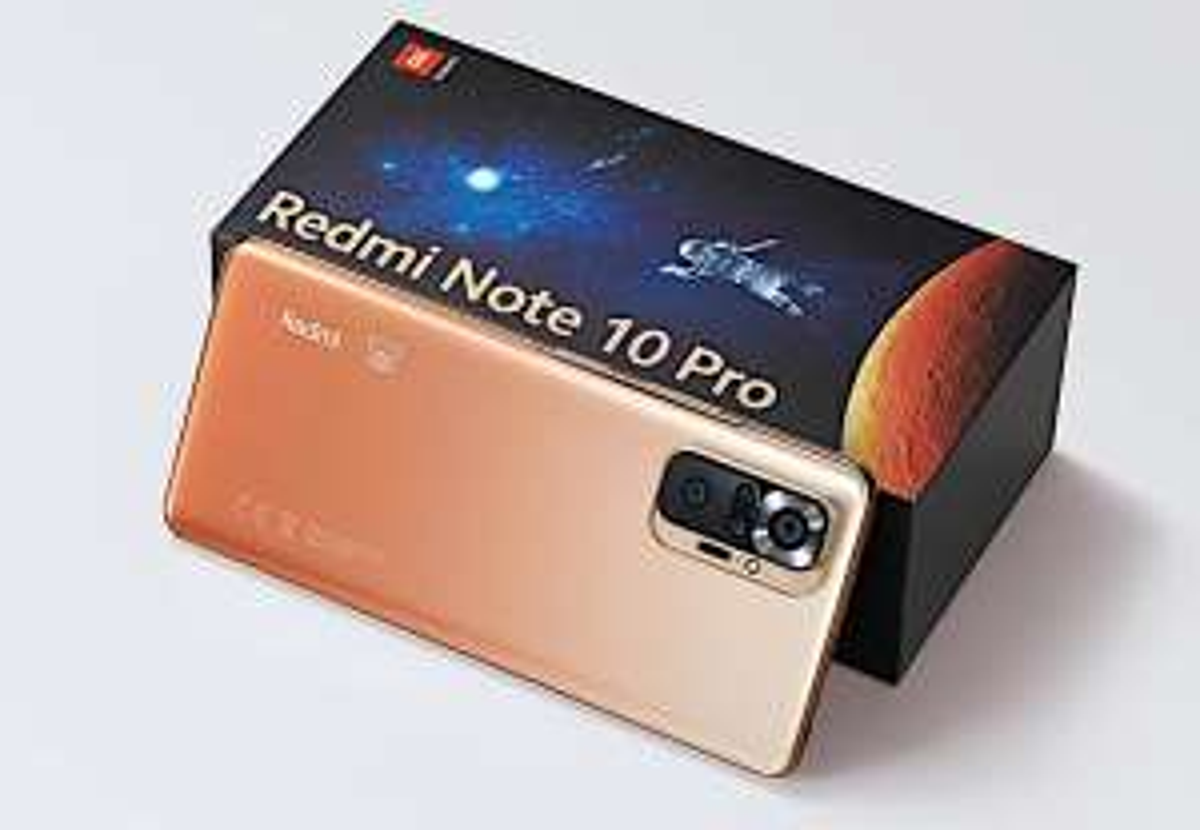 Xiaomi Redmi Note 10 Pro (8GB/128GB) + Livestream (13.00u) met coupons tot 50 euro