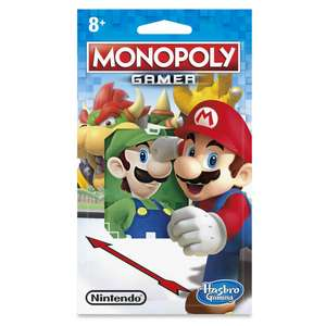 Monopoly Gamer Power Pack van €5 voor €1 @ Intertoys