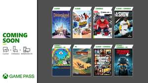 Nieuwe Xbox Gamepass games met o.a. Grand Theft Auto V en Zombie Army 4: Dead War